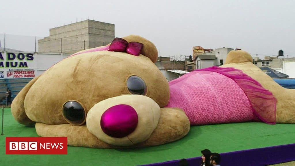 הדובי-הכי-גדול-בעולם